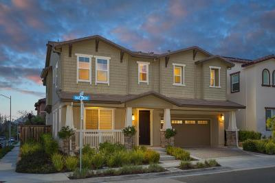 San Jose Single Family Home For Sale: 1839 Sage Creek