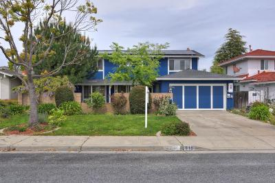Sunnyvale Single Family Home For Sale: 915 Bluebell Way