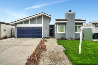 Newark Single Family Home Pending Show For Backups: 36727 Port Sailwood Drive