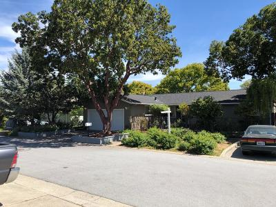Gilroy Single Family Home For Sale: 835 Fillippelli Drive