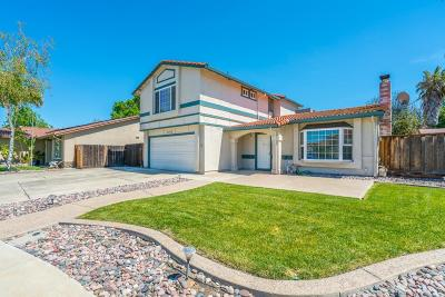 Tracy Single Family Home For Sale: 2770 Gomes Court