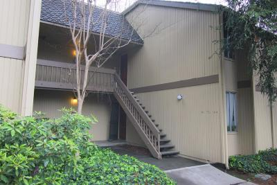 Mountain View Condo/Townhouse For Sale: 505 Cypress Point Drive #143