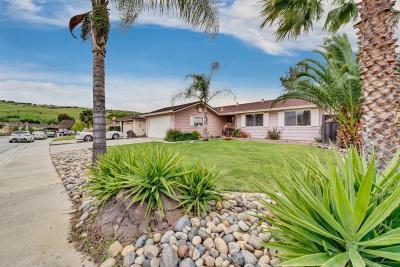 San Jose Single Family Home For Sale: 3859 Glengarry Drive