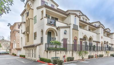 Milpitas Condo/Townhouse For Sale: 146 Parc Place Drive