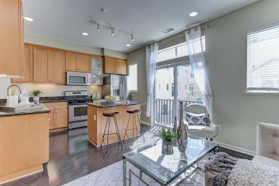 Mountain View Condo/Townhouse For Sale: 182 Campbell Drive