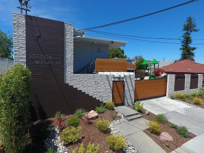 San Mateo Multi Family Home For Sale: 401 E Poplar Avenue