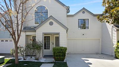 San Jose Condo/Townhouse For Sale: 1557 Tainan Drive