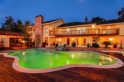 Los Gatos Single Family Home For Sale: 16375 Aztec Ridge Drive
