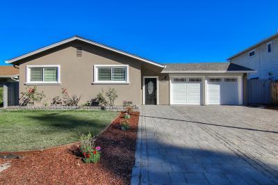 Mountain View Single Family Home For Sale: 879 Linda Vista Avenue