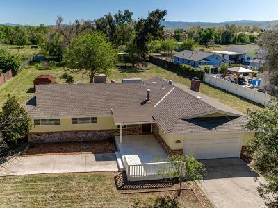 Tracy Single Family Home For Sale: 11630 Mountain View Road