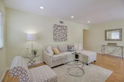 San Jose Condo/Townhouse For Sale: 4795 Capay Drive #4