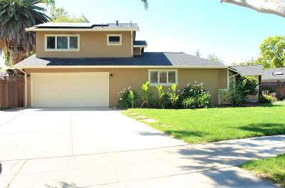 San Jose CA Single Family Home For Sale: $1,898,000
