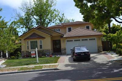Cupertino Single Family Home For Sale: 7630 Kirwin Lane