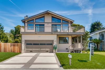 Half Moon Bay Single Family Home For Sale: 649 Terrace Avenue