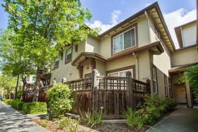 Milpitas Condo/Townhouse For Sale: 888 Towne Drive