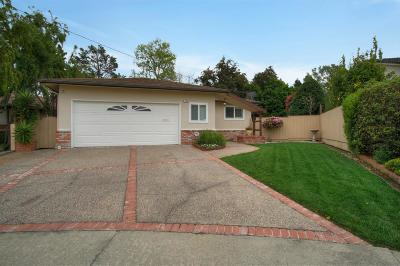 Castro Valley Single Family Home For Sale: 3169 Brent Court