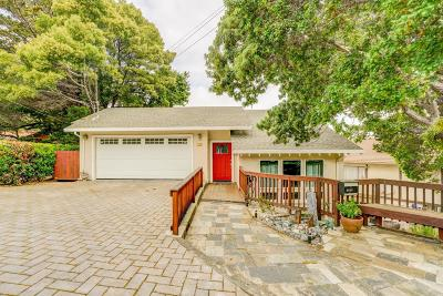 Millbrae Single Family Home For Sale: 1160 Millbrae Avenue