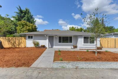 Contra Costa County Single Family Home For Sale: 1621 Enid Drive