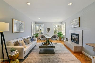 San Francisco Single Family Home For Sale: 306 Stratford Drive