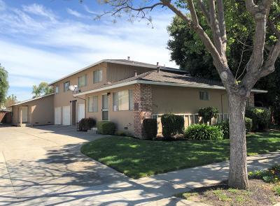 Campbell Multi Family Home For Sale: 1779 Bucknall Road
