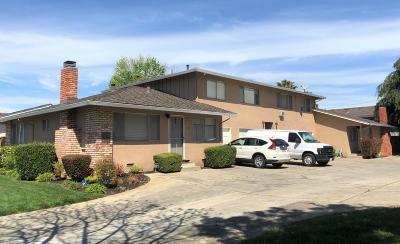 Campbell Multi Family Home For Sale: 1795 Bucknall Road