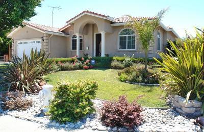 Santa Clara Single Family Home For Sale: 190 Arcadia Avenue