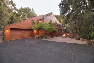 Los Gatos Single Family Home For Sale: 17095 Crescent Drive
