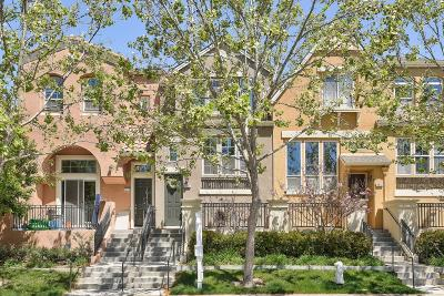 Santa Clara Condo/Townhouse For Sale: 4517 Lick Mill Boulevard
