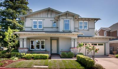 Cupertino Single Family Home For Sale: 22032 Acacia Way