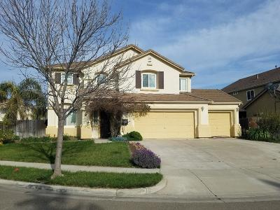 Patterson Single Family Home For Sale: 630 W Lodge Creek Lane