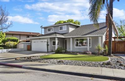 Single Family Home For Sale: 1490 Lillian Street