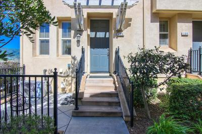 Milpitas Condo/Townhouse For Sale: 133 Parc Place Drive #133