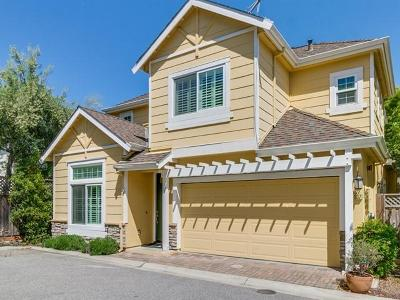 Santa Clara Single Family Home For Sale: 837 Cherry Orchard Place