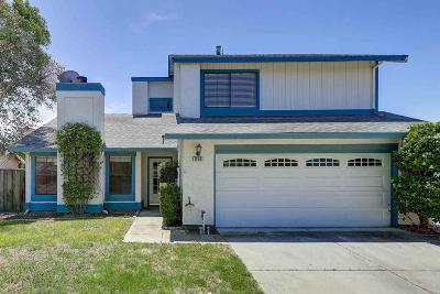 Single Family Home For Sale: 1150 Valbusa Drive