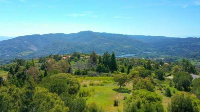 Los Gatos Residential Lots & Land For Sale: Monte Sereno Court