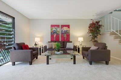 Cupertino Condo/Townhouse For Sale: 20567 Cedarbrook Terrace