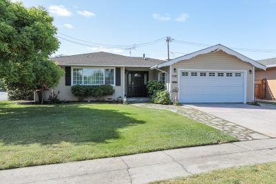 Sunnyvale Single Family Home For Sale: 1092 Inverness Way