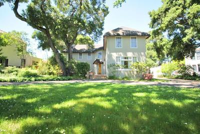 Palo Alto Single Family Home For Sale: 439 Lincoln Avenue