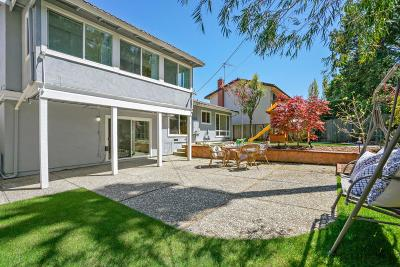 Millbrae Single Family Home For Sale: 725 Crestview Drive