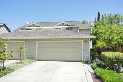 Milpitas Single Family Home For Sale: 807 Folsom Circle