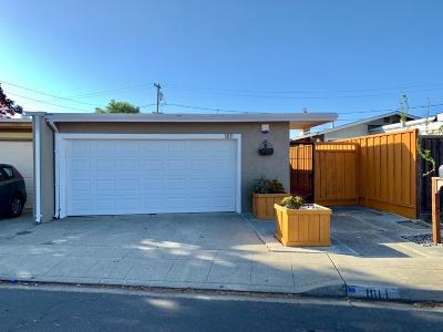 Milpitas Single Family Home For Sale: 1811 Fallen Leaf Drive