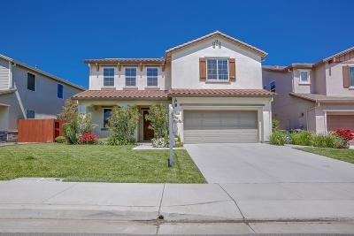 Oakley Single Family Home Pending Show For Backups: 120 Silver Bell Way