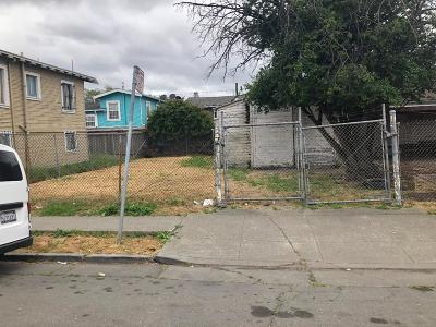 Oakland Residential Lots & Land For Sale: 77th Avenue
