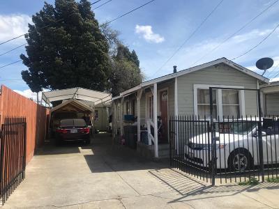 Oakland Multi Family Home For Sale: 1124 58th Avenue