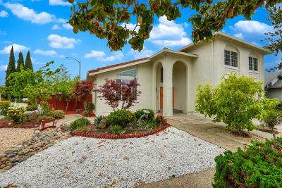 Milpitas Single Family Home Pending Show For Backups: 36 Midwick Drive