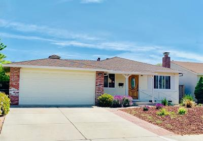 Cupertino Single Family Home For Sale: 7564 Shadowhill Lane