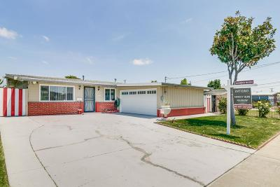 Hayward Single Family Home For Sale: 27734 Coronado St