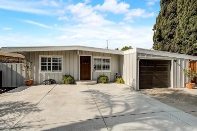 Sunnyvale Single Family Home For Sale: 949 E Duane Avenue