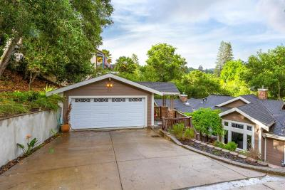 Orinda Single Family Home For Sale: 60 La Espiral Road