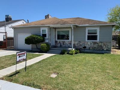 San Mateo Single Family Home Pending Show For Backups: 1528 Lorraine Avenue